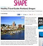 Healthy Travel Guide: Portland, Oregon