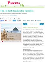The 10 Best Beaches for Families